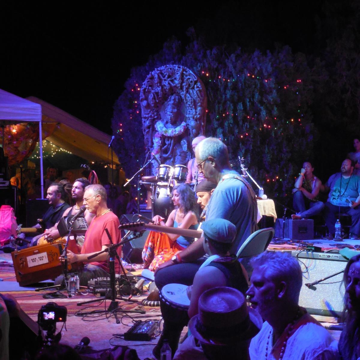 Chanting Spiritual Practice