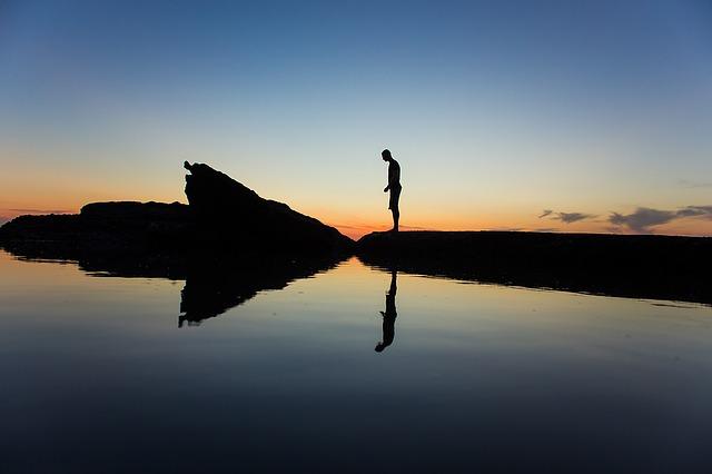 spend time alone spiritual practice